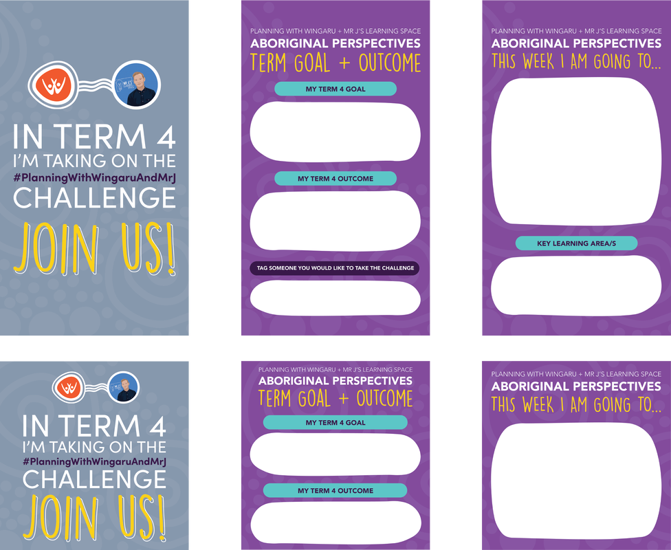 Challenge Social Media Templates